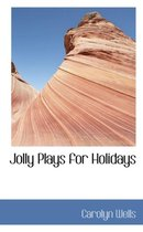 Omslag Jolly Plays for Holidays