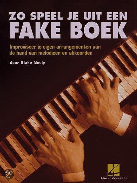 Zo speel je uit een fake boek - B. Neely |