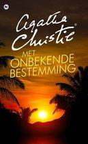 Agatha Christie  -   Met onbekende bestemming