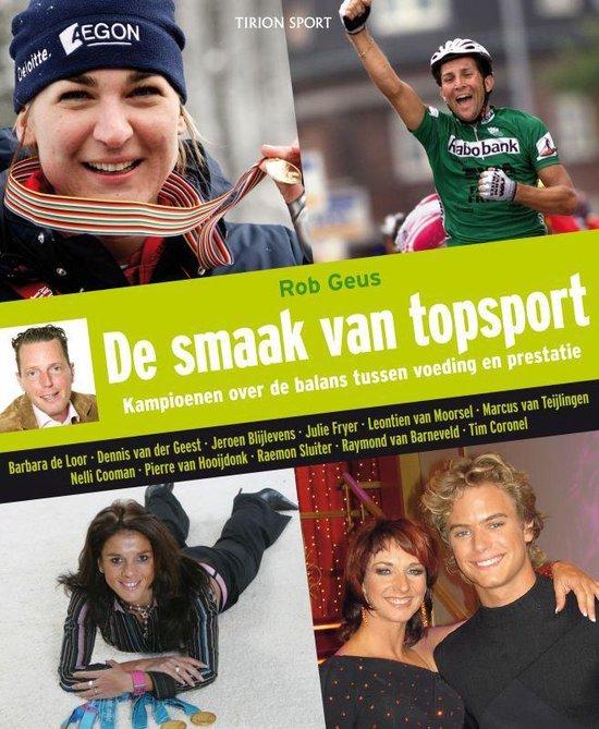 De Smaak Van Topsport - R. Geus | Readingchampions.org.uk