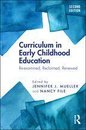 Omslag Curriculum in Early Childhood Education