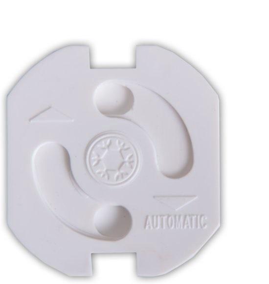 Stopcontactbeveiligers - Stopcontactbeschermers - Stopcontact - Beveiliging - Kinderslot -Stopcontactafdichting - 20 Stuks