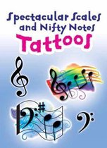 Spectacular Scales and Nifty Notes Tattoos