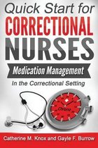 Medication Management in the Correctional Setting