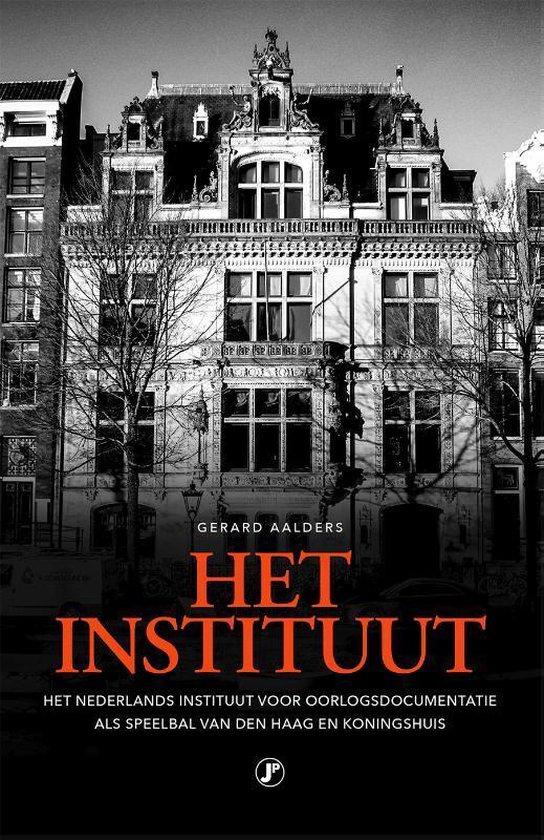 Het Instituut - Gerard Aalders | Fthsonline.com