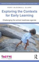 Omslag Exploring the Contexts for Early Learning
