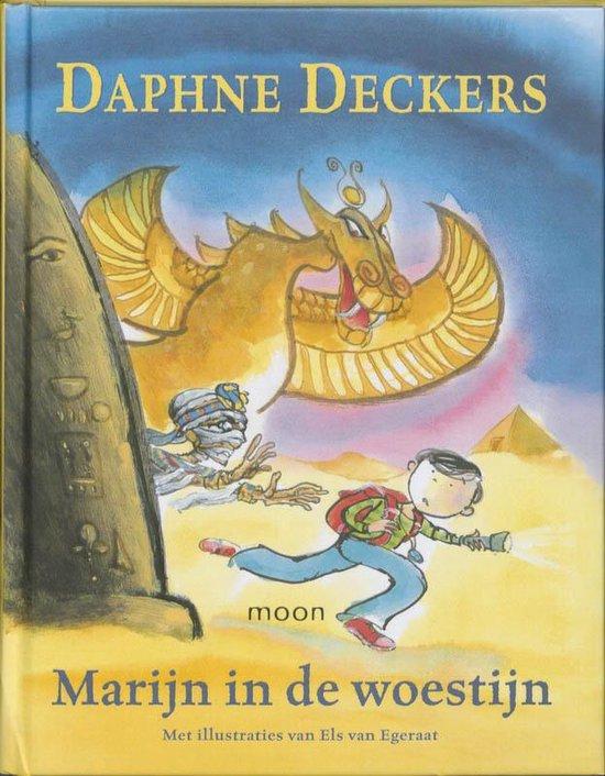 Marijn in de woestijn - Daphne Deckers pdf epub