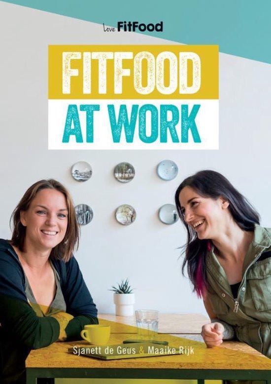 FitFood at work - Sjanett de Geus |