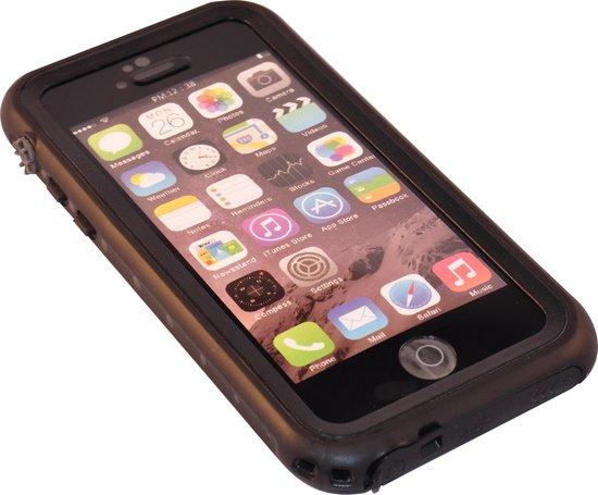 Phonaddon iPhone 5 5S Waterdicht Hoesje -  Zwart
