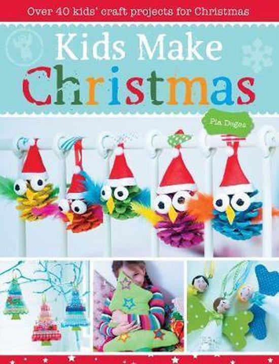 Boek cover Kids Make Christmas van Pia Deges (Paperback)