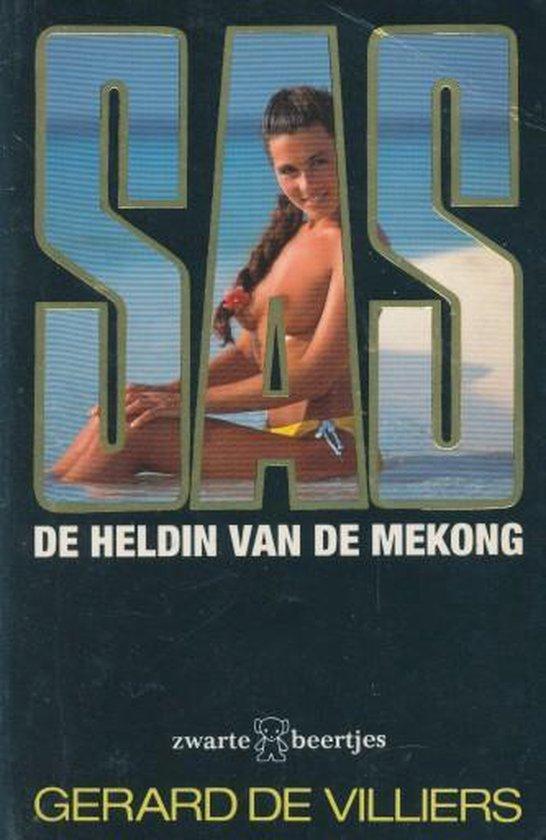 SAS - De heldin van de Mekong - Gerard de Villiers |