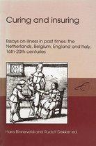 Boek cover Publikaties van de Faculteit der Historische en Kunstwetenschappen 9 -   Curing and insuring van Binneveld