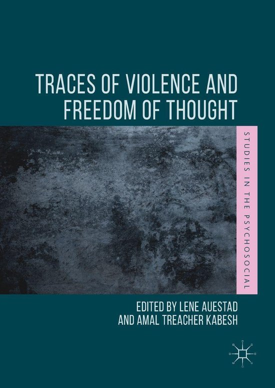 Boek cover Traces of Violence and Freedom of Thought van  (Onbekend)