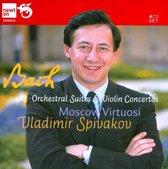 Orchestral Suites / Violin Concertos