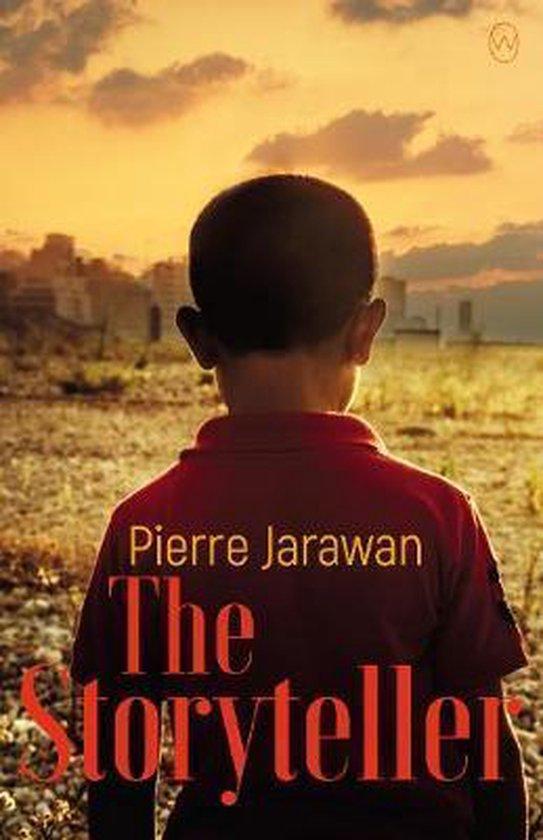 Boek cover The Storyteller van Pierre Jarawan (Paperback)
