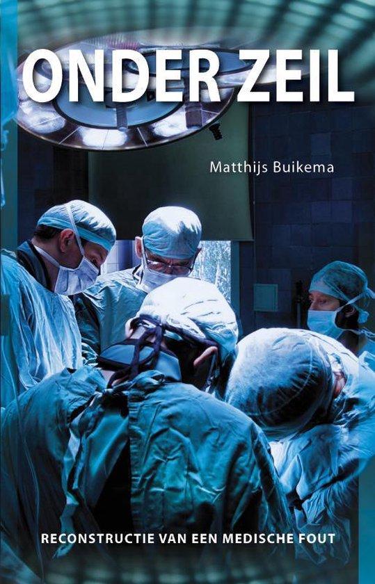 Onder zeil - Matthijs Buikema |