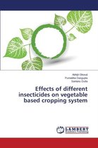 Effects of Different Insecticides on Vegetable Based Cropping System