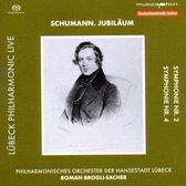 Schumann. Jubilaum: Symphonie Nr. 2; Symphonie Nr. 4