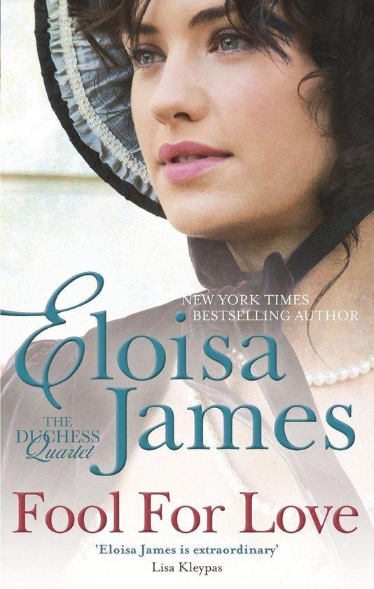 Boek cover Fool for Love van Eloisa James (Onbekend)