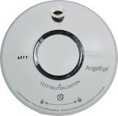 AngelEye Optische Rookmelder ST-AE-620-BNLR - Thermoptek - 10 jaar batterij