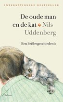 Boek cover De oude man en de kat van Nils Uddenberg