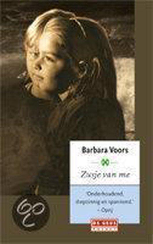 Zusje van me - Barbara Voors |