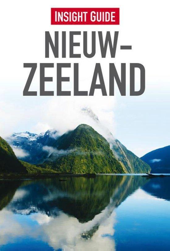 Insight guides - Nieuw-Zeeland - Magdalena Helsztynska |