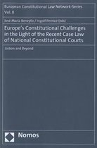 Europe's Constitutional Challenges in the Light of the Recent Case Law of National Constitutional Courts