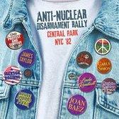 Anto-Nuclear Disarmament Rally - Central Park Nyc 82