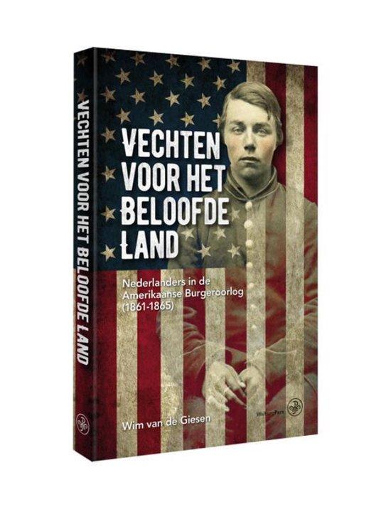Boek cover Vechten voor het beloofde land van Wim van de Giesen (Paperback)