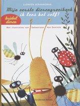 Mijn eerste dierengroeiboek kriebeldieren