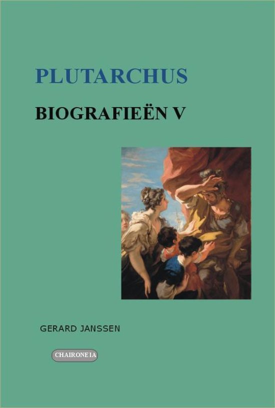 Biografieen V Perikles, Fabius Maximus Cunctator, Alkibiades, Gaius Marcius Coriolanus, Artoxerxes - Plutarchus | Fthsonline.com