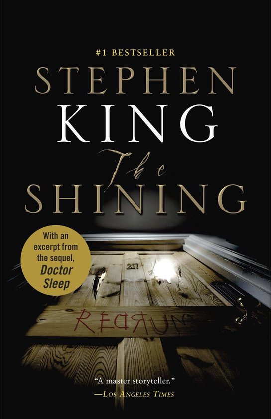 Boek cover The Shining van King s (Onbekend)