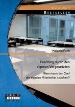 Coaching durch den eigenen Vorgesetzten