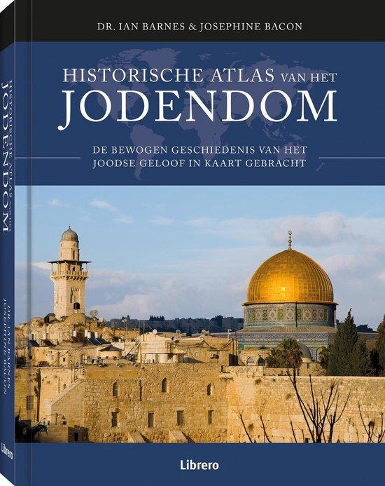 Historische atlas van het Jodendom (geb) - Ian Barnes |