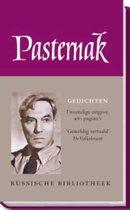 Boek cover Russische Bibliotheek  -   Gedichten van Boris Pasternak (Hardcover)