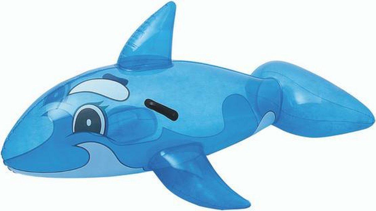 Bestway Opblaasbare Dolfijn Luchtbed - 1,57 x 0,94m