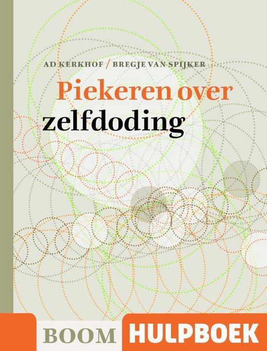 Boom Hulpboek - Piekeren over zelfdoding - Ad Kerkhof  