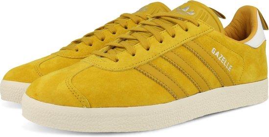 bol.com | ADIDAS GAZELLE S76223 - Sneakers - Unisex - Geel ...