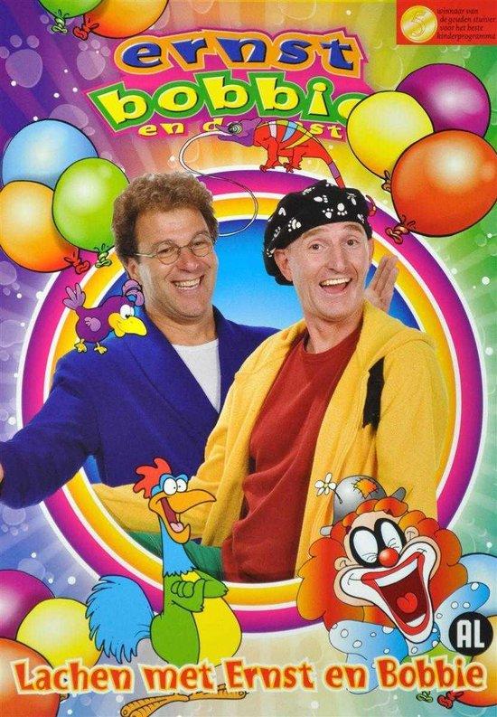 Cover van de film 'Ernst, Bobbie En De Rest - Lachen Met Ernst En Bobbie'