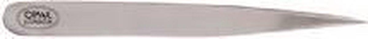 Pincet met spitse tip (roestvrij) | OPAL london | 21145 - OPAL London