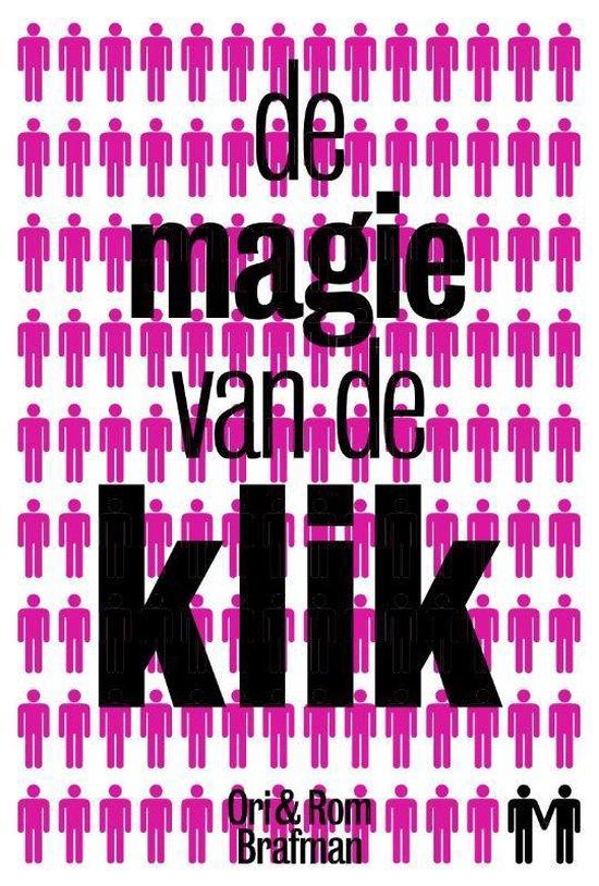 Cover van het boek 'De magie van de klik' van R. Brafman