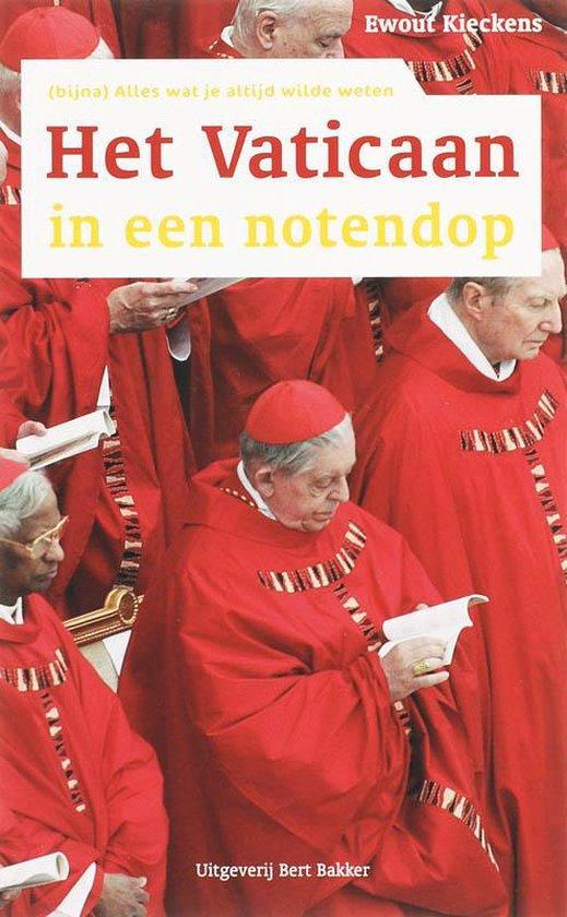 Het Vaticaan In Een Notendop - Ewout Kieckens  