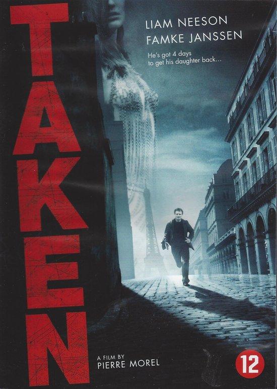 Cover van de film 'Taken'