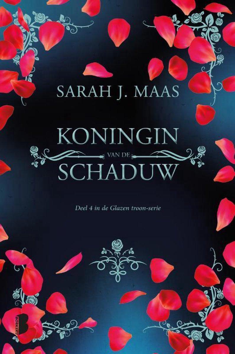 Glazen troon 4 -   Koningin van de schaduw - Sarah J. Maas