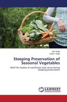 Steeping Preservation of Seasonal Vegetables