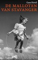 Boek cover De malloten van Stavanger van Gaute Heivoll