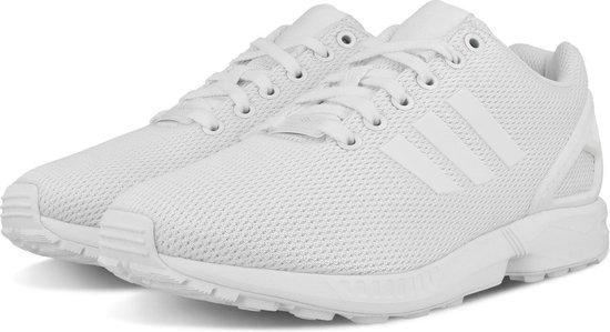 adidas zx flux dames zwart wit