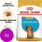 Royal Canin Bhn Dachshund Puppy - Hondenvoer - 3 x 1.5 kg