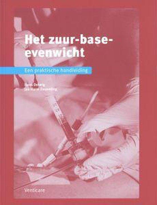 Het zuur-base-evenwicht - H. delwig  